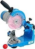 Schärfmaschine/Sägekettenschleifer für Kettensäge mit 2Ersatz-Klammern