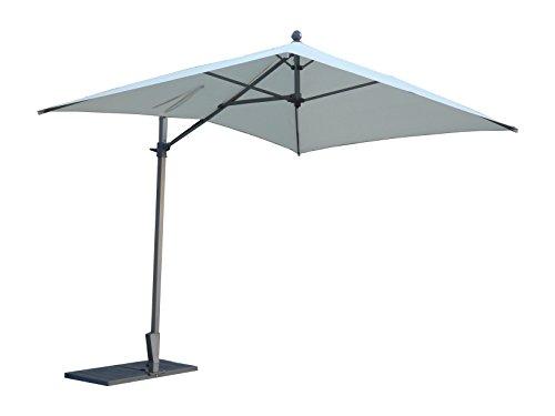 Maffei Kronos Ecru 300X200/4 Sonnenschirm und Dekoration für Garten, Mehrfarbig