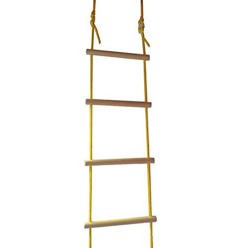 1. Strickleiter Kletterleiter