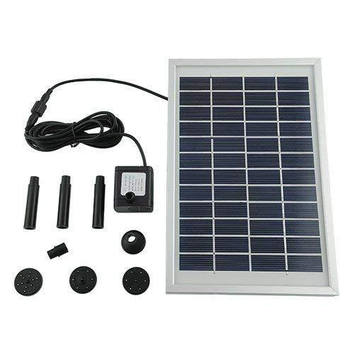 2. MVPower Solarpumpe