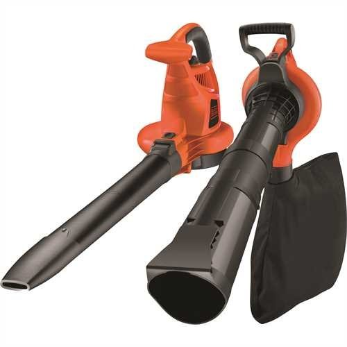 1. Black+Decker 3-in-1 Elektro-Laubsauger GW3030
