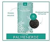 Jasker's Palmenerde 10 l Erde für Palmen mit 100 Tage Dünger und Wurzelaktivator