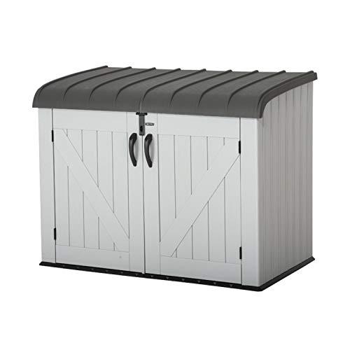 1. Lifetime XXL Kunststoff Mülltonnenbox