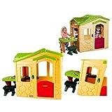 Little Tikes 172298E13 - Spielhaus Rustica XL - Bunt