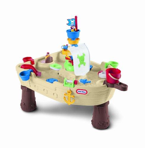 2. Little Tikes 628566E3 - Spieltisch Piratenschiff