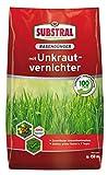 Substral Rasendünger, mit Unkrautvernichter - Profiqualität mit 100 Tage Langzeitwirkung und Unkrautvernichtung in einem Arbeitsgang, 9 kg für 450 m²