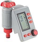 Royal Gardineer Bewässerungssysteme: Digitaler Bewässerungscomputer BWC-100 mit Magnet-Ventil (Bewässerungsuhren)