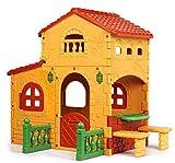 FEBER Famosa 800008590 Villa - Spielhaus, für Kinder