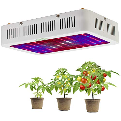 1. JS Products 1000W LED Pflanzenlampe