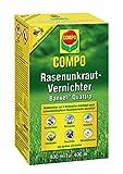 COMPO Rasenunkraut-Vernichter Banvel Quattro (Nachfolger Banvel M), Bekmpfung von schwerbekmpfbaren Unkrutern im Rasen, Konzentrat, 400 ml (400 m)